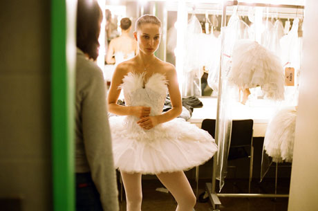 Natalie Portman White Swan. Natalie Portman as the White