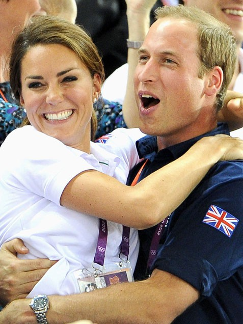kate-middleton-Prince-William-olympics