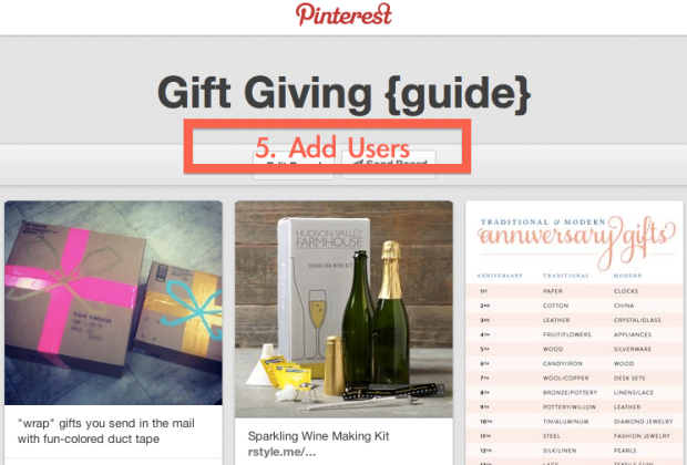 pinterest gift giving guide_www.sincerelykymberly.com