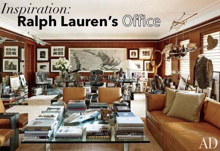 ralph lauren's office_new york city headquarters