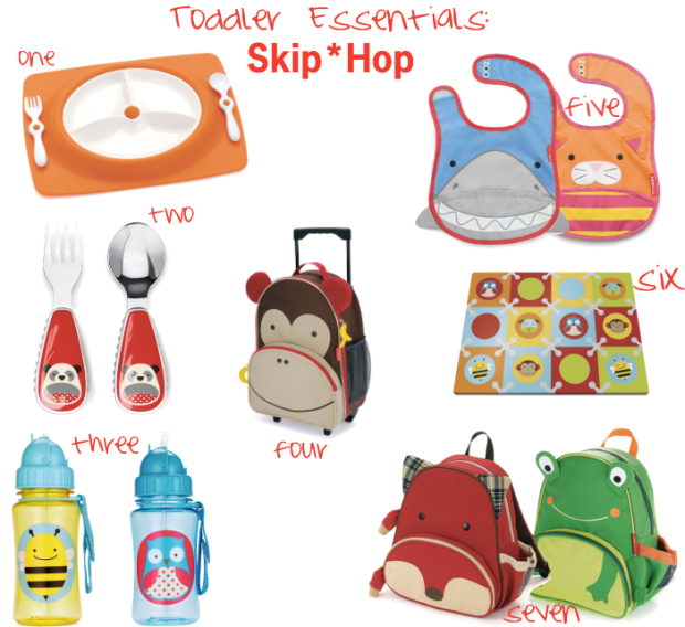skiphop_toddler essentials