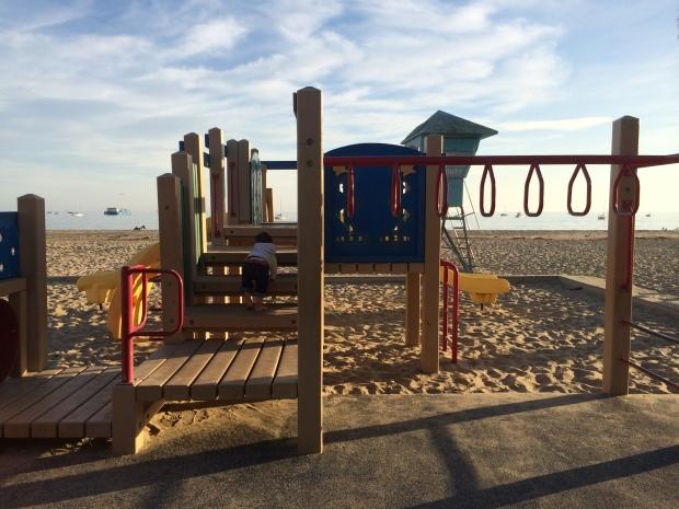 beach park, Santa Barbara