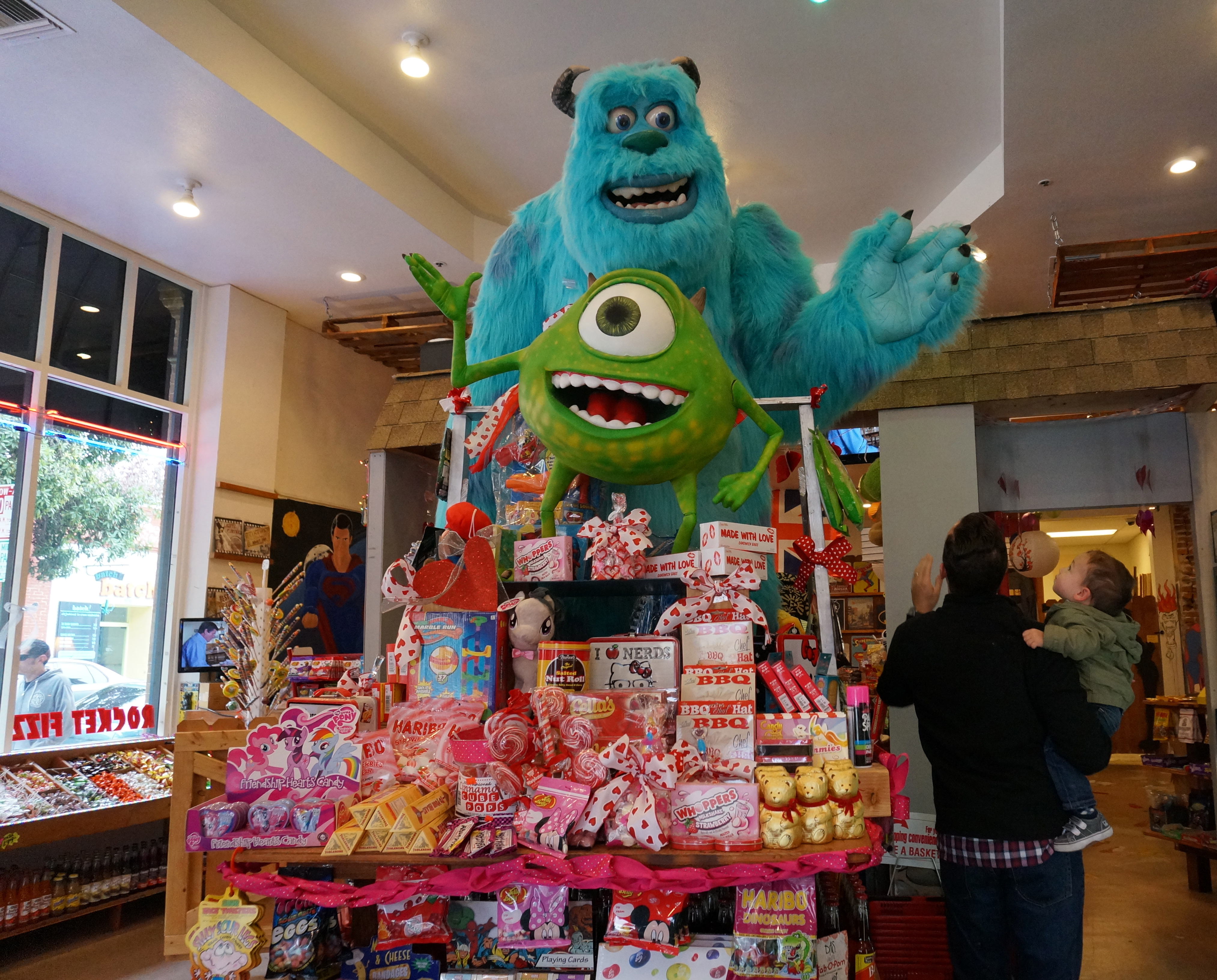 candy store \ sincerely kymberly
