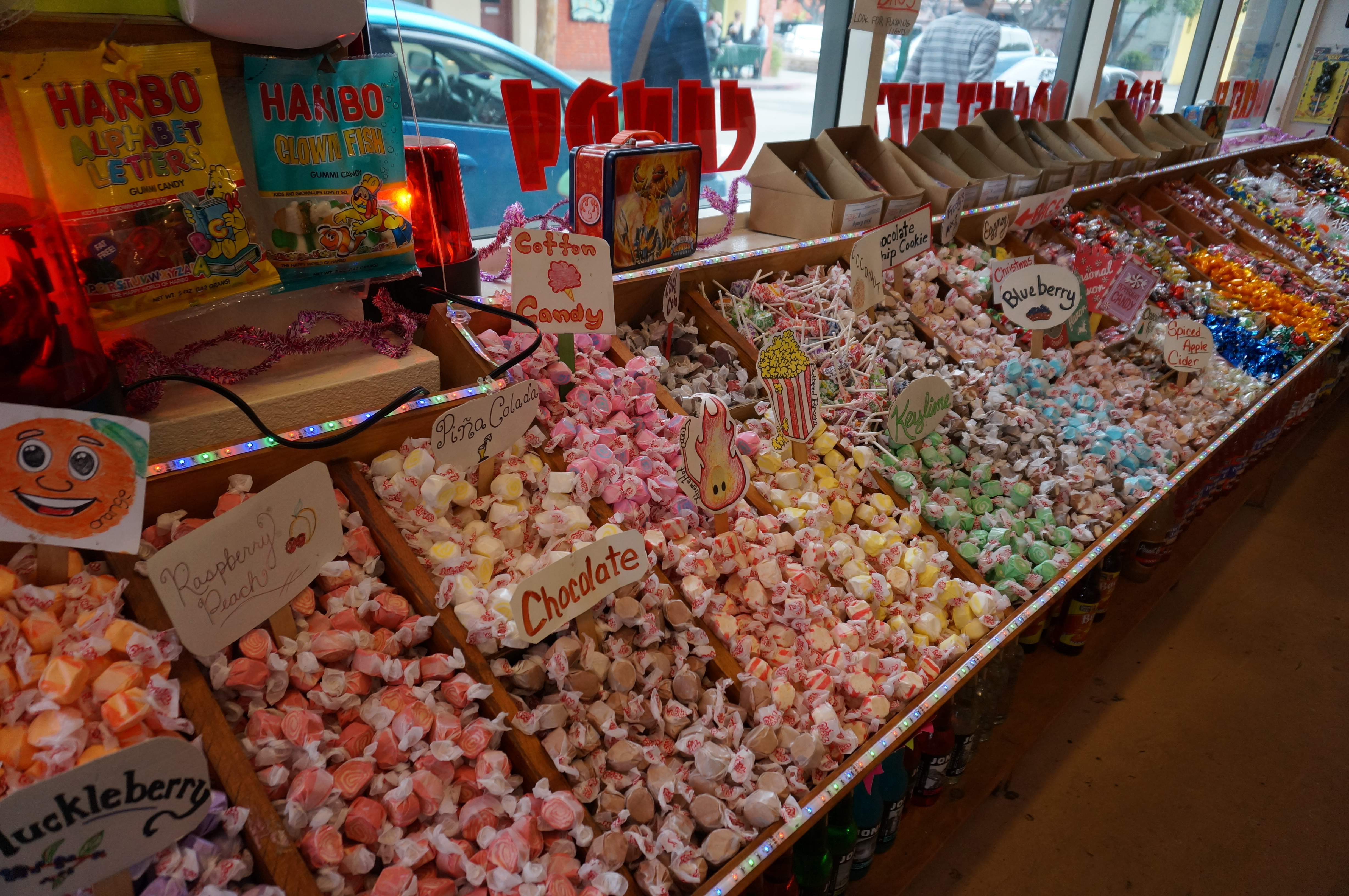 salt water taffy \ sincerely kymberly