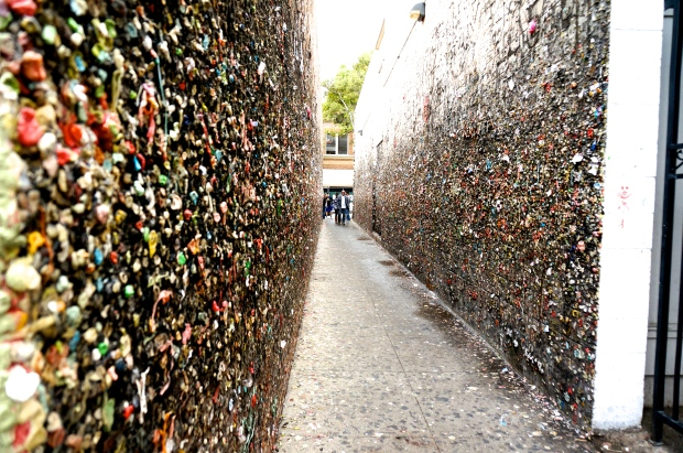 buble gum alley \\ san luis obispo