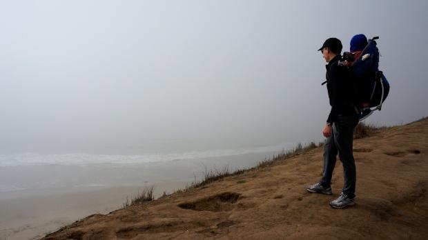 Goleta Beach hike