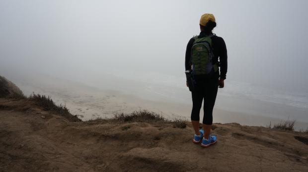 Goleta beach // butterfly hike