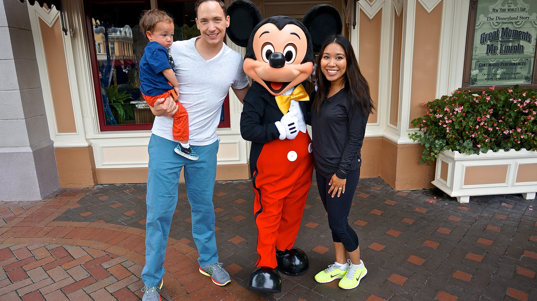 Disneyland // Meet Mickey Mouse