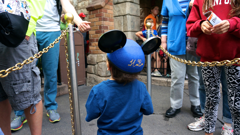 Disneyland // mouse ears