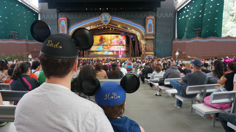 Disneyland // Mickey Mouse show