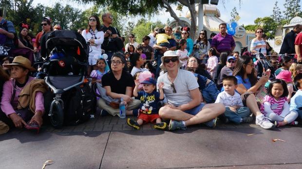 Disneyland // Parade