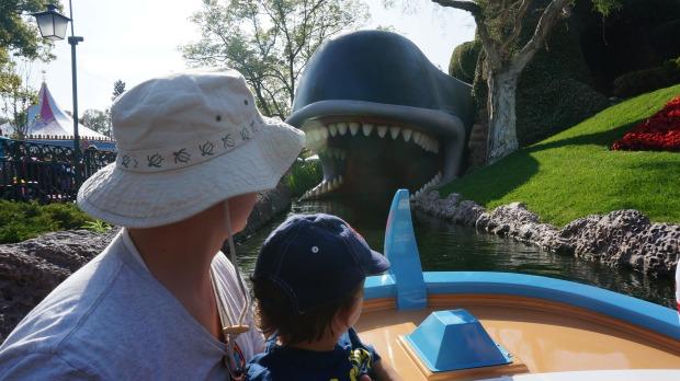 Disneyland // Moby Dick