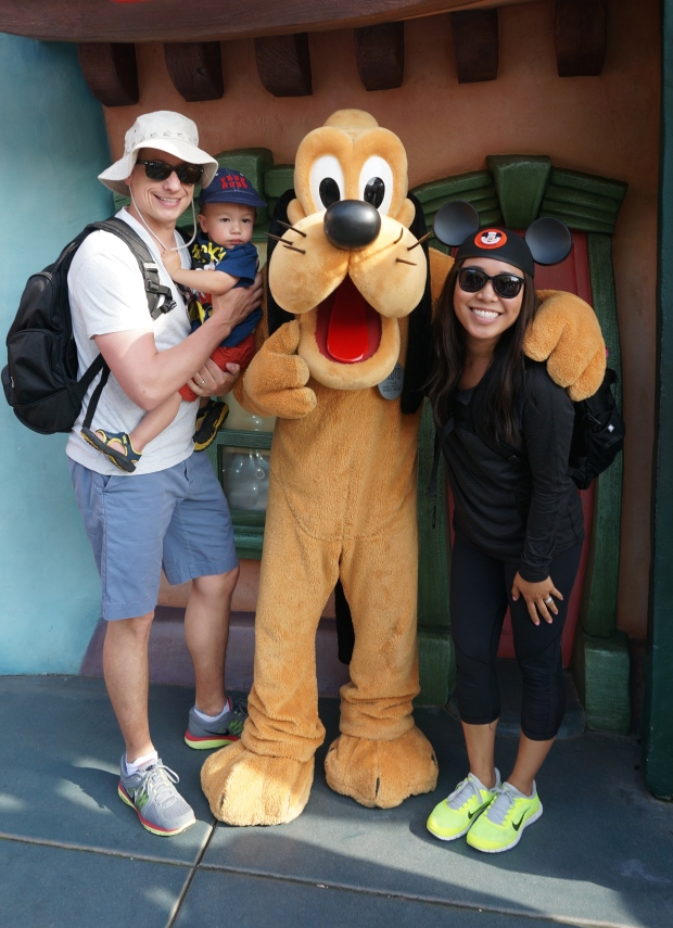 Disneyland // Pluto