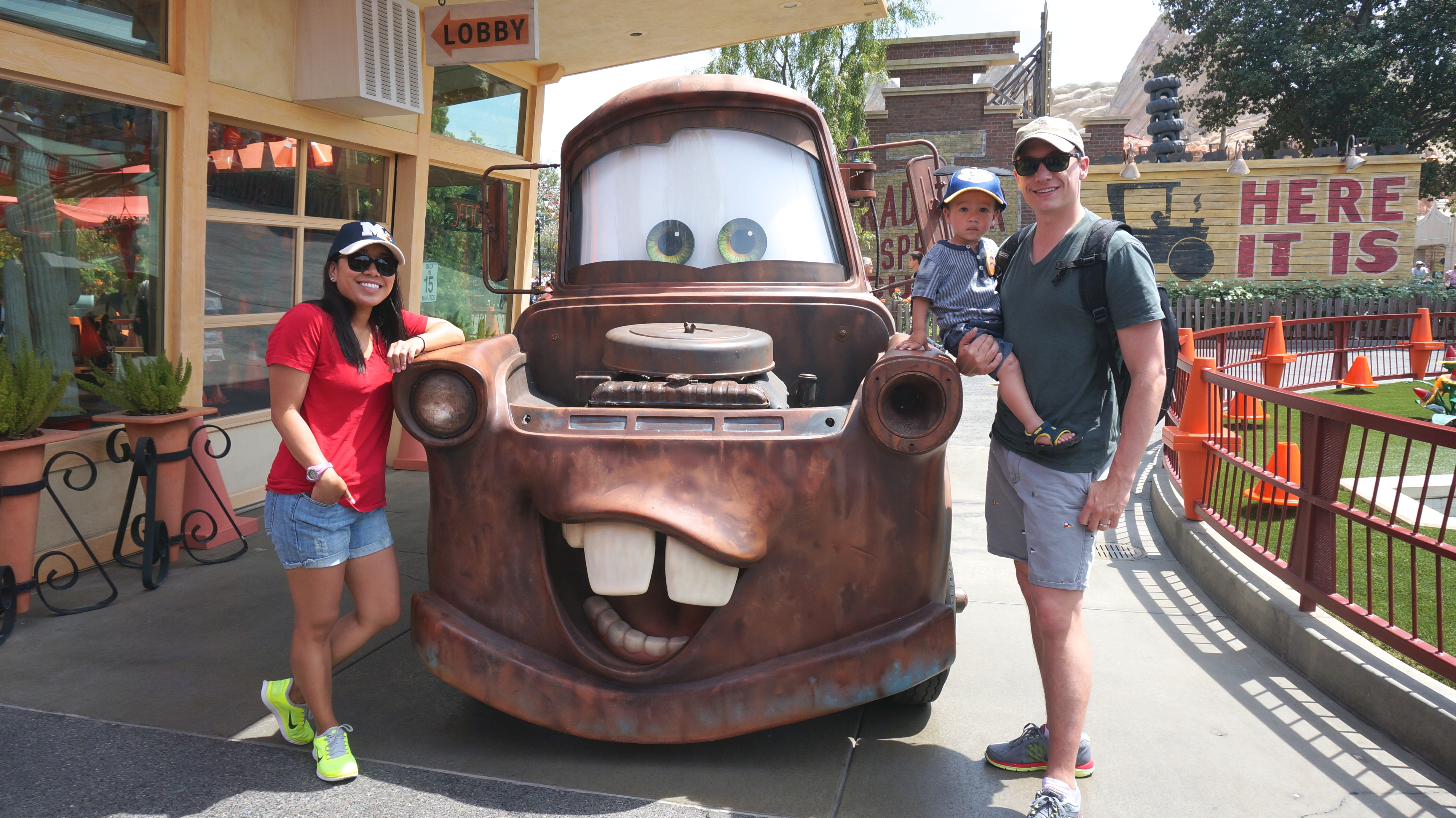 California Adventures // Towmater