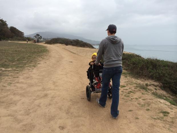 hiking trail // carpinteria