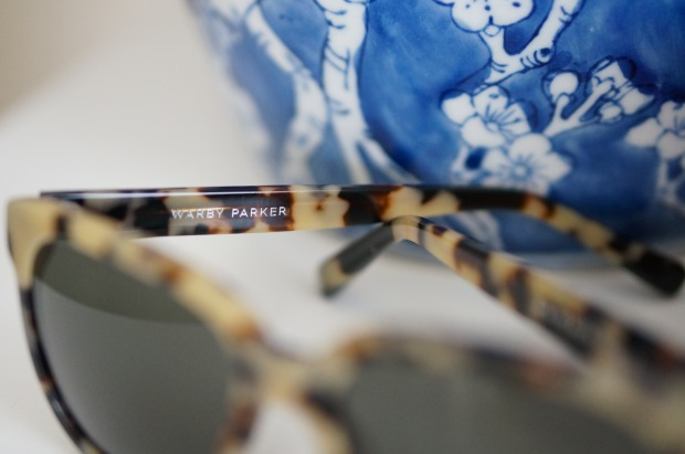 Warby Parker // Reilly frame