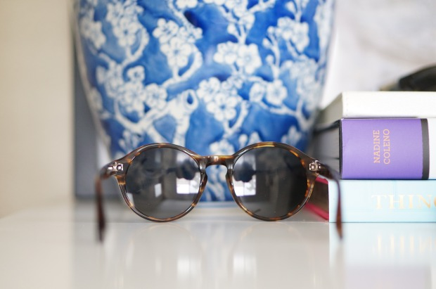 Warby Parker // Quimby frame