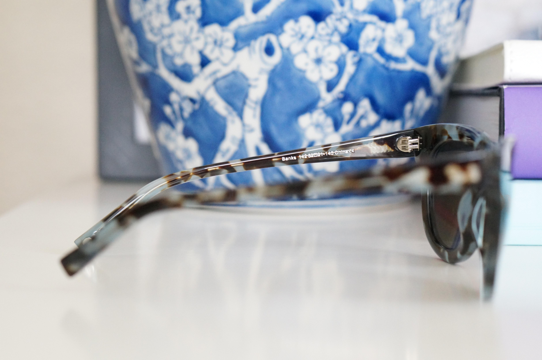 Warby Parker // Banks frame