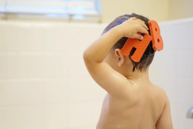 bath time // HB