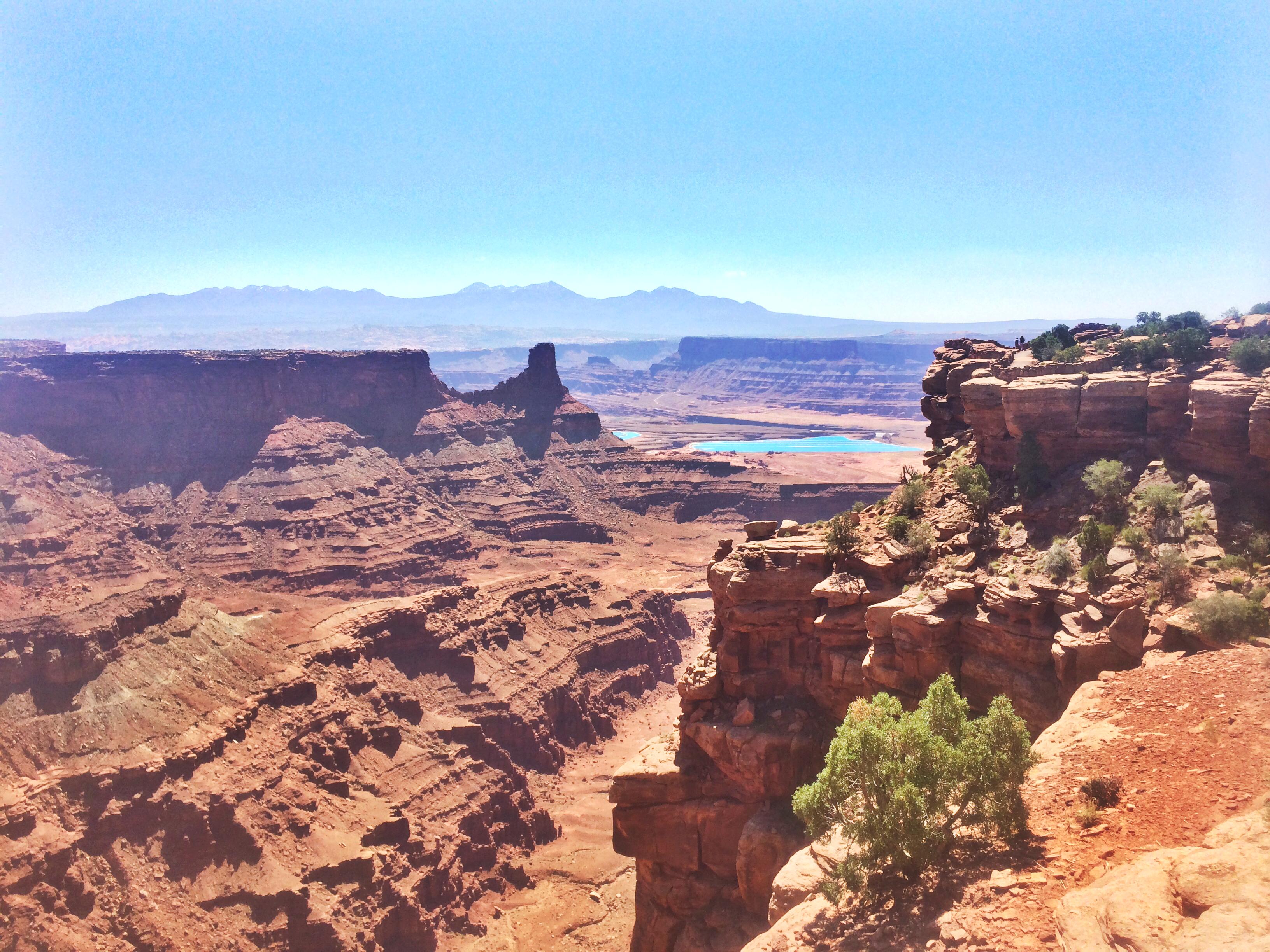 dead horse state park // moab utah