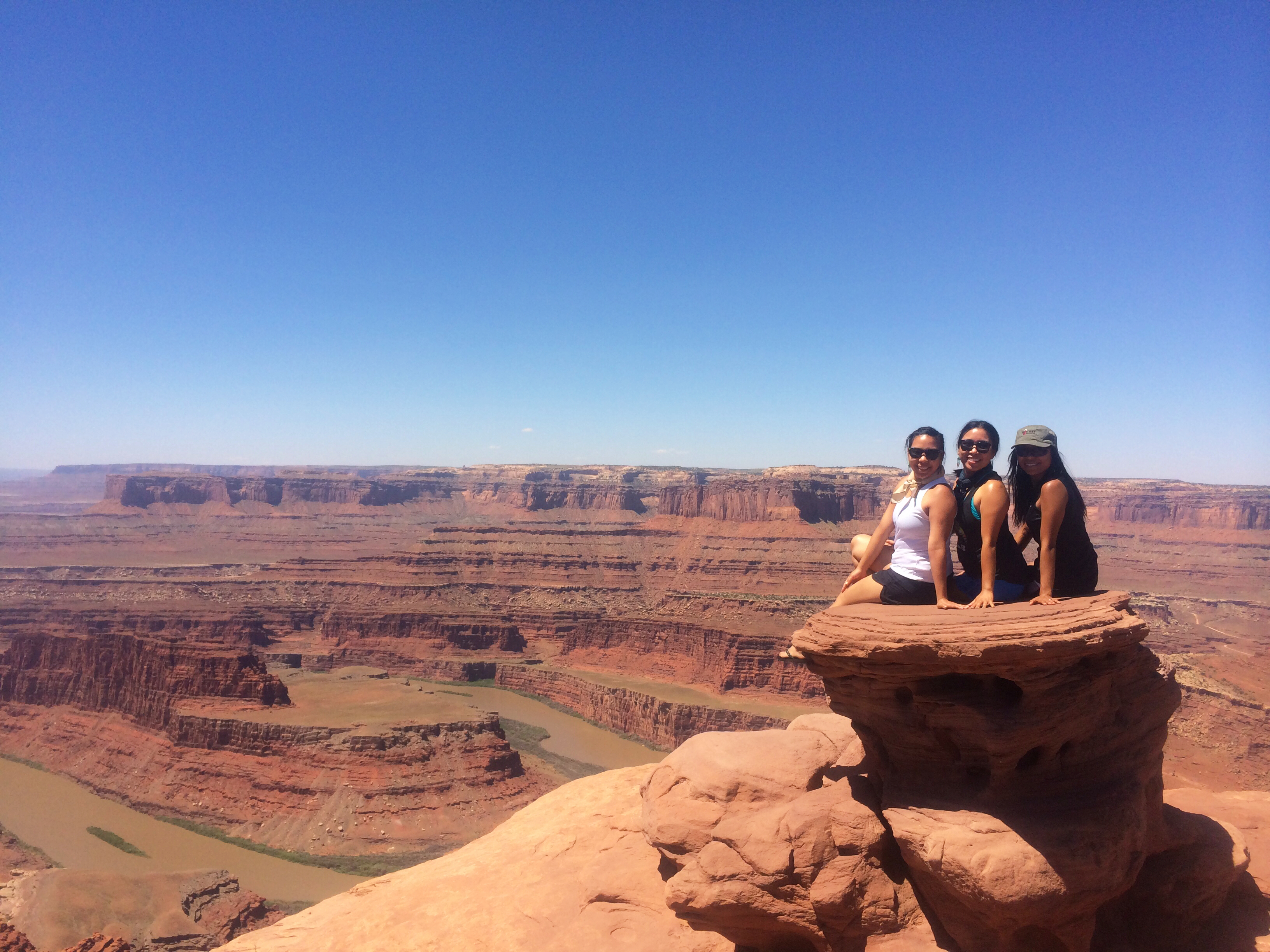 dead horse state park // moab