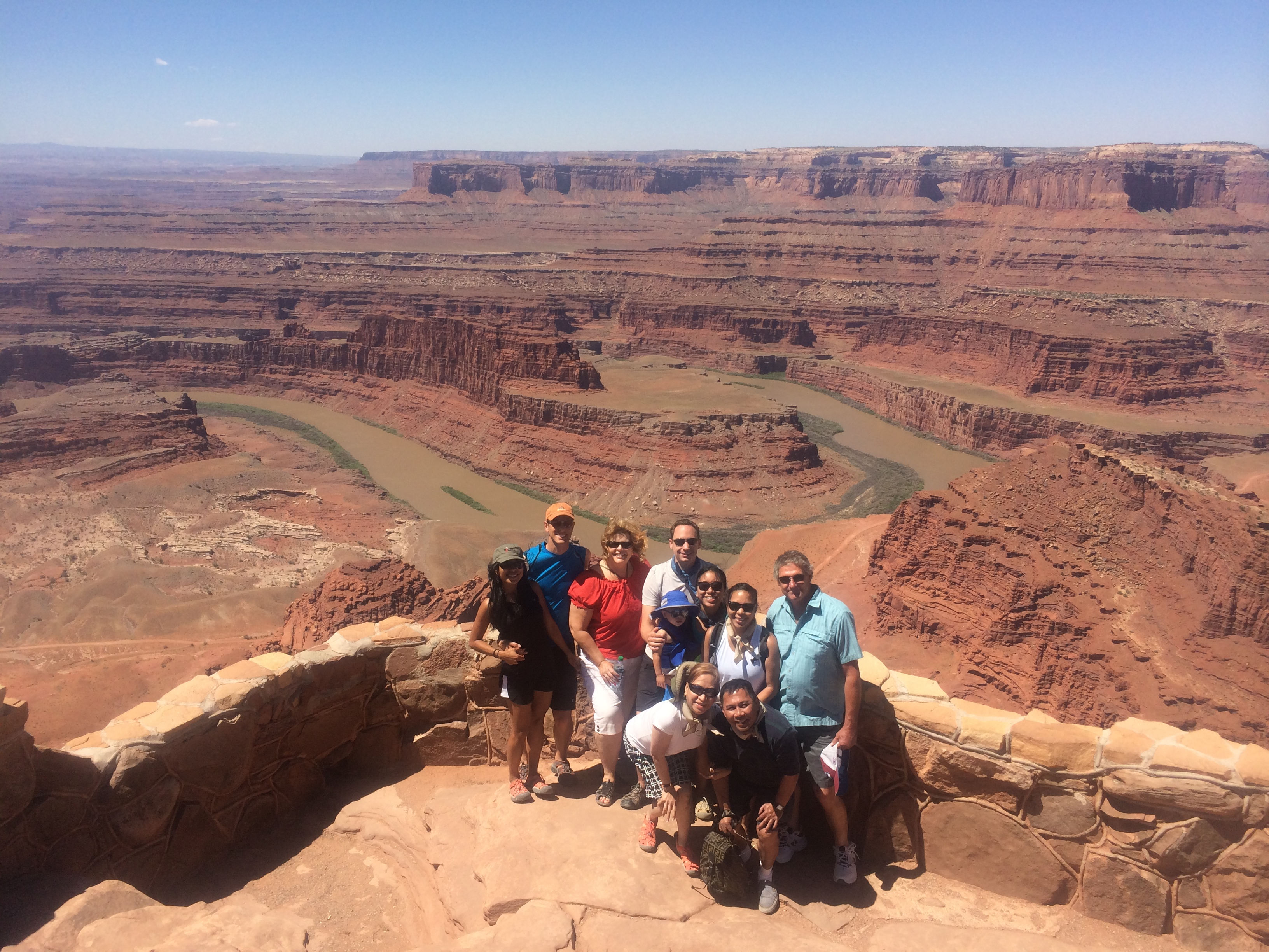colorado river // dead horse state park // moab utah