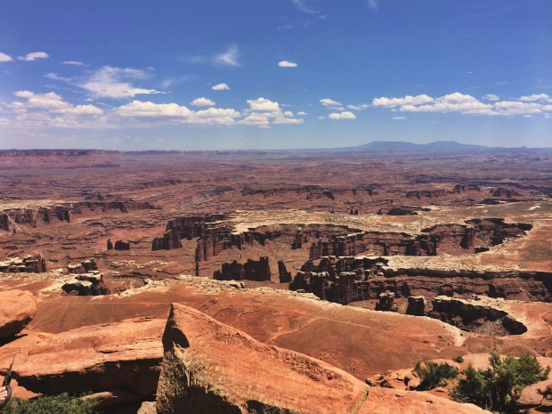 island in the sky // canyonlands // moab utah