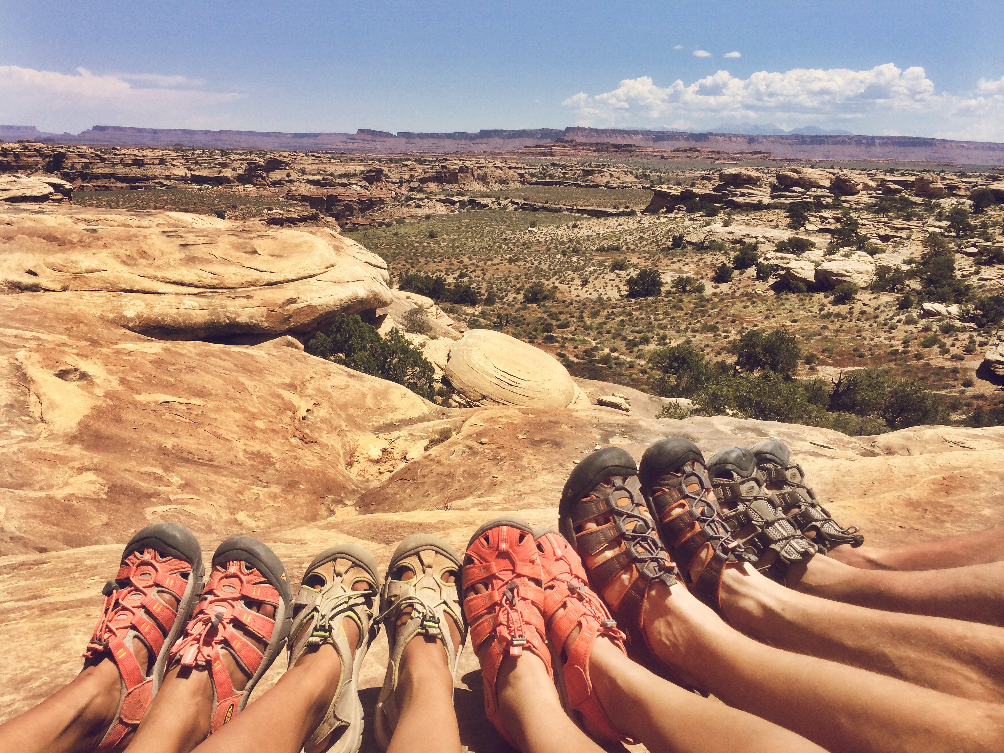 keen shoes // hiking // moab utah