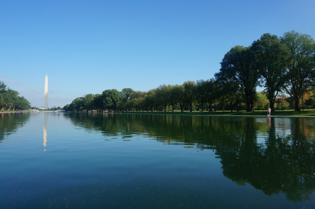Lincoln Memorial_Reflecting Pool_Washington D.C.