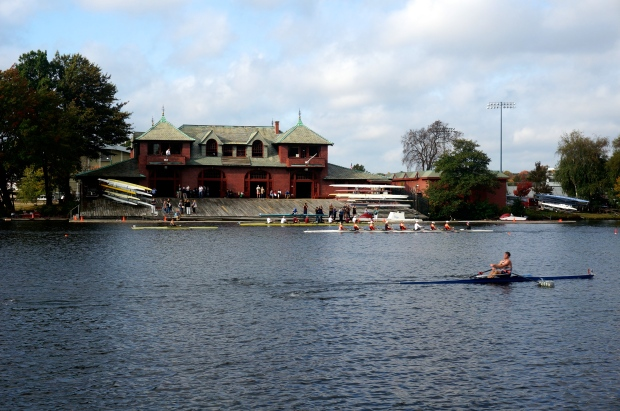 Head of the Charles Regatta_Cambridge_Massachusetts