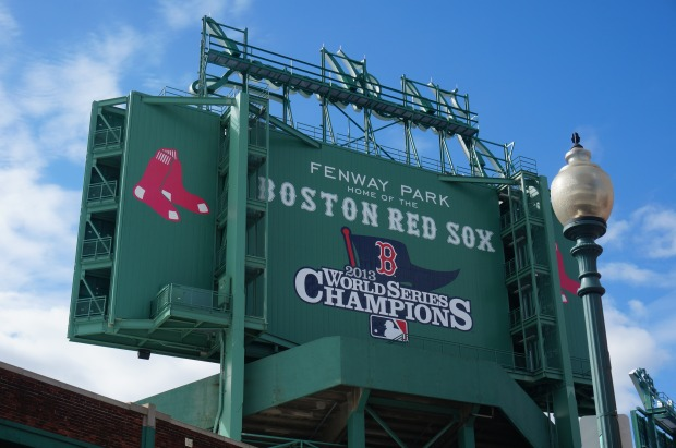 Fenway Park_Boston