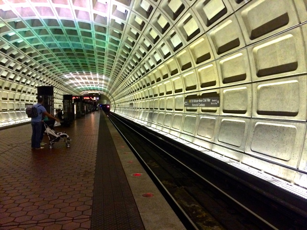 Washington D.C. metro_subway