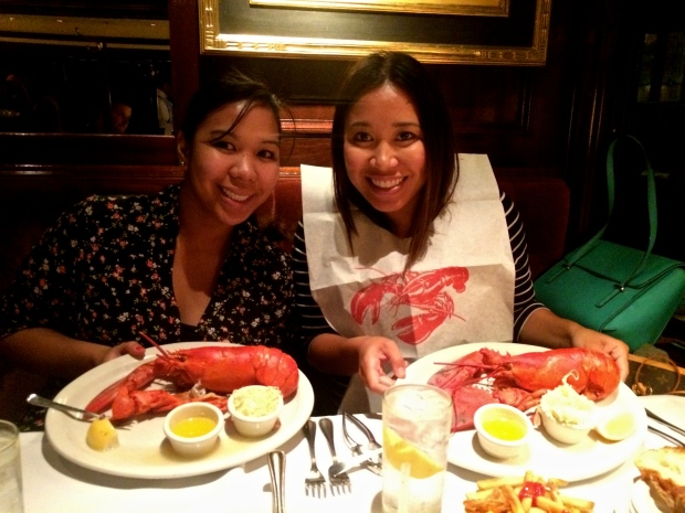 Old Ebbitt Grill_Washington D.C._Lobster