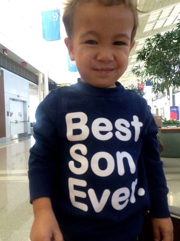 Old Navy_Best Son Ever_shirt