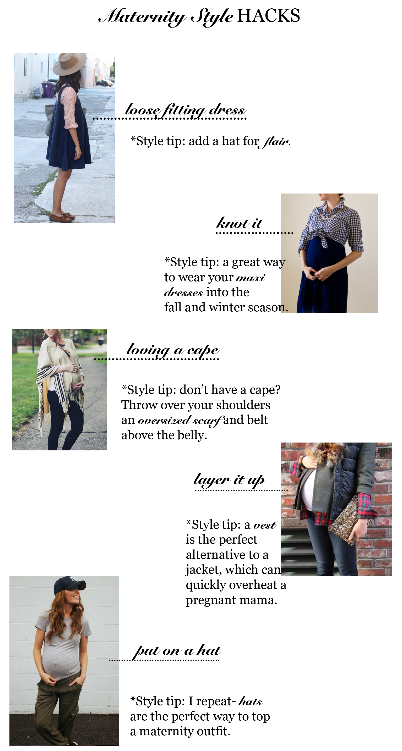 maternity style